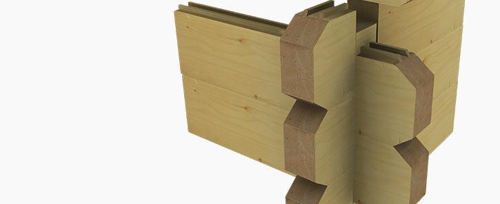pareti prefabbricate : pareti levillhouse case in bioedilizia case prefabbricate in legno
