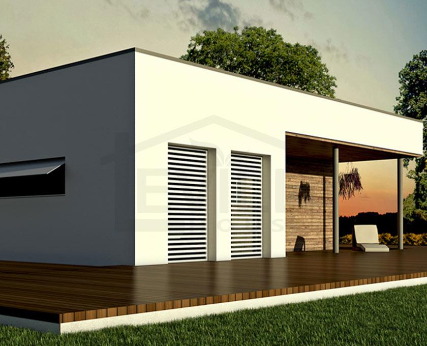 Case moderne progetti design casa creativa e mobili for Migliori case prefabbricate