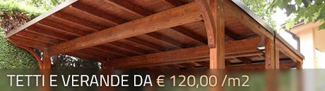 Costo tettoia prefabbricata