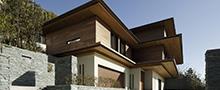 Case in bioedilizia case prefabbricate in legno levill - Casa prefabbricata moderna ...