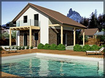 Case moderne e classiche prefabbricate dal design for Case moderne classiche