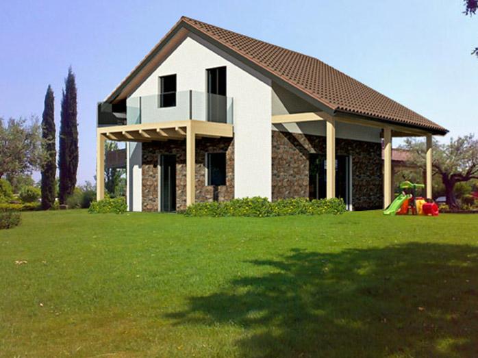 Arianna progetto casa in bioedilizia case for Progetti case ecologiche
