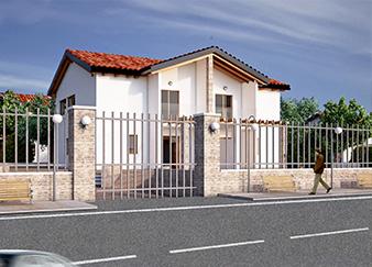 Ulisse progetto casa in bioedilizia case prefabbricate for Progetti di case prefabbricate